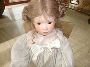 Repro Künster-Porzellan-Puppe 80 cm groß