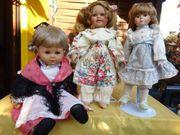Sammlerpuppen Deko-Puppen