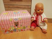 Baby born Koffer baby born