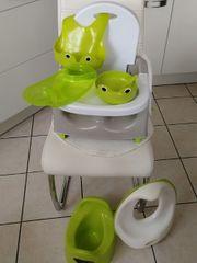 transportabler Kindersitz mit Töpfchen WC