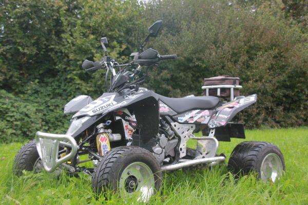 Quad Suzuki 450 LTR