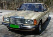 Daimler-Benz W123 Bj 1984