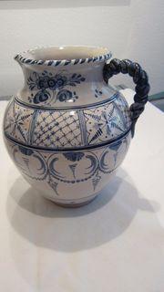 Bodenvase Keramik aus Spanien