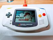 Nintendo Gameboy Advance Super Famicom