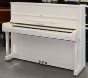 Klavier Hupfeld 123 K weiß