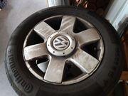 Original VW-Alufelgen für Caddy Bj