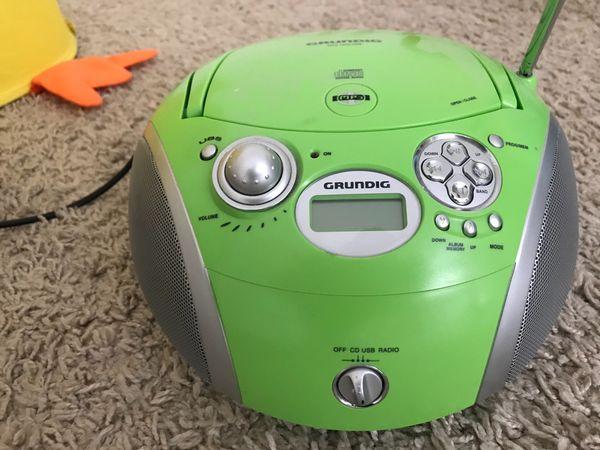 Radio CD Spieler