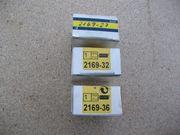 3tlg Ölfilter Steckschlüsselsatz Hazet 2169-27-32-36