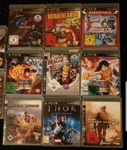 Konsole Spiele Playstation 3