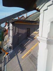 Arbeitsplatz als Dachdecker oder Dachdeckerhelfer