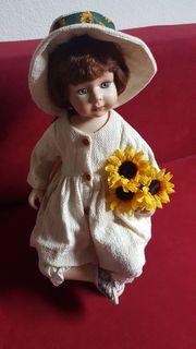 Porzellan Puppen aus meiner Sammlung