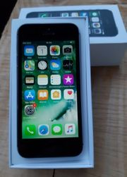 iPhone 5S 16 GB spacegrau