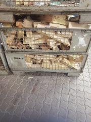 Brennholz günstig abzugeben