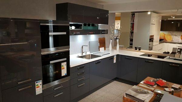 Einbauküche ALNO Ausstellungsküche Küche in