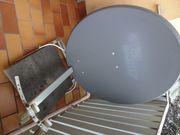 gebrauchte Antenne mit Ständer Switch
