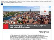 Sozialpädagogische Fachkraft Case- und Sozialmanagement