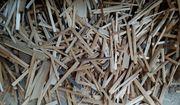 Anzündholz Anfeuerholz Brennholz