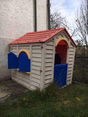 Outdoor Spielhaus