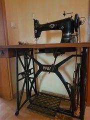 Nähmaschine antik Pfaff 38