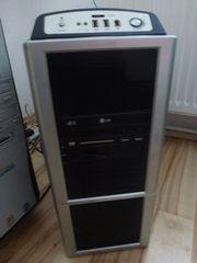 Desktop-PC von Werkstatt zusammengebaut inkl