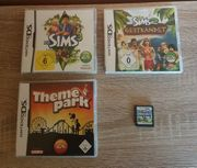 4 Nintendo DS Spiele - Super