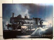 Eisenbahn C A Poster Plakat