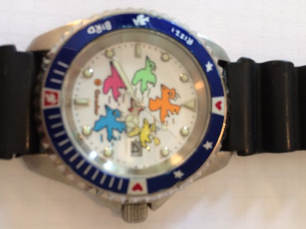 James Rizzi Uhr