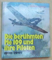 Buch Die berühmten Me 109