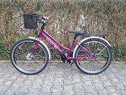 Kinder -Fahrrad 24 Zoll Mädchen