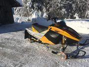 Skidoo Winterspaß