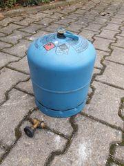 Gasflasche Campingaz TYP 907 für