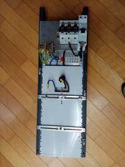 Zählertafel mit Lasttrennschalter und SHU