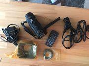 Handycam von Sony