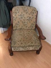 Vintage Sessel Polstersessel