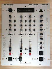 Behringer DX500 Pro Mixer für