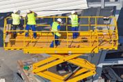 Arbeitsbühnen Ausbildungen Hebe- Hubarbeitsbühnen Scherenbühnen