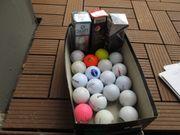 1 Karton Golfbälle 3 Packungen
