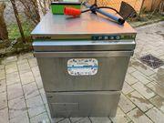 Spülmaschine Edelstahl Winterhalter GS 10