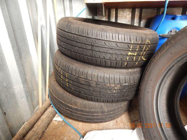 Reifen für VW-passat