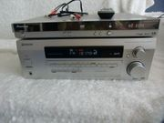 Reciever Pioneer und DvD Player