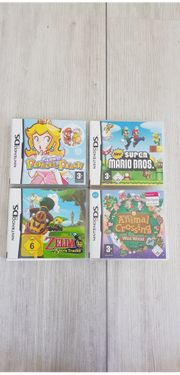 Nitendo DS Spiele