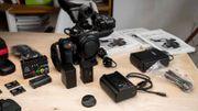 Canon C100 MKII Mark2 mit