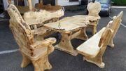 Massivholzmöbel der besonderen Art für