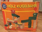 Holzkugelbahn
