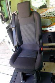 Ford Transit Custom Rücksitz einzeln