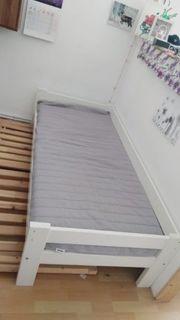 Doppelbett für Kinder zu Ausziehen