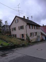 Sanierungsbedürftiges Haus zu verkaufen