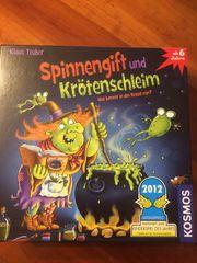 Gesellschaftsspiel Spinnengift und Krötenschleim KOSMOS