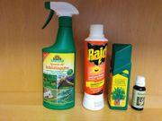 Pflanzenschutz Schädlingsbekämpfung
