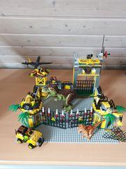 Lego Dino Dinosaurier Forschungsstation 5887